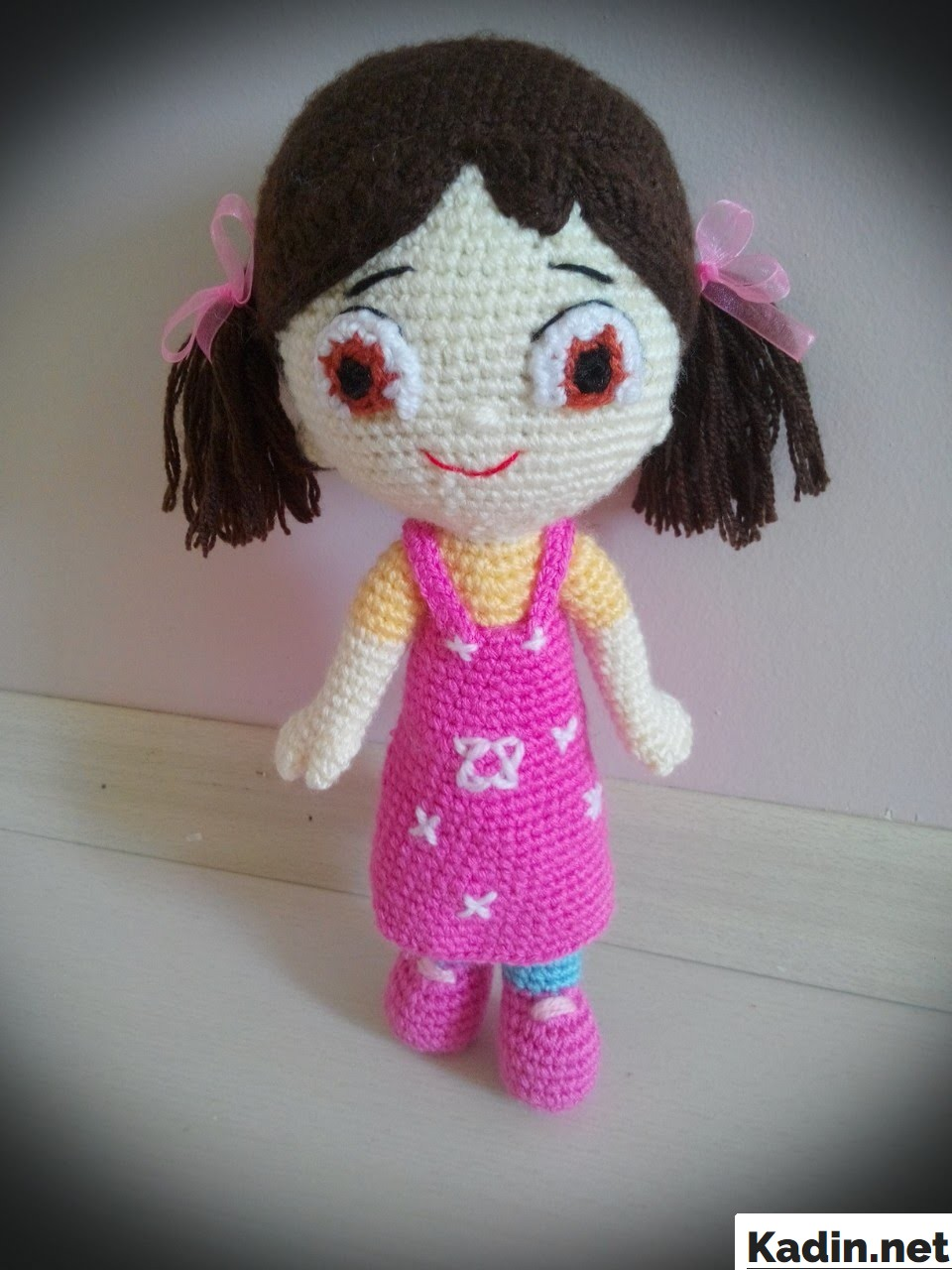 amigurumi niloya bebe modeli